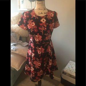 NWT Kate Spade Crepe Dress - Size 6